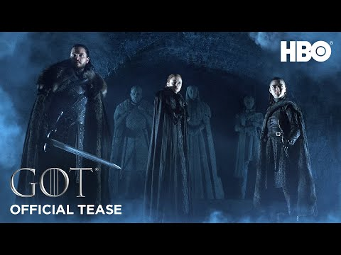 Game of Thrones | Season 8 | Official Tease: Crypts of Winte