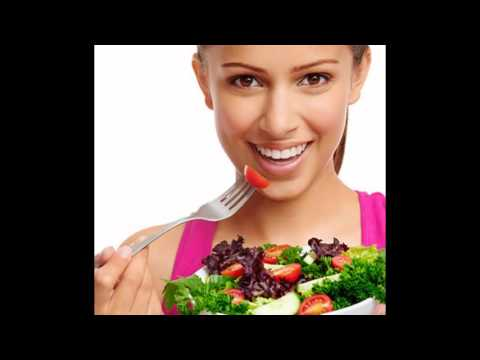 Fats burning food for dieting healthy women