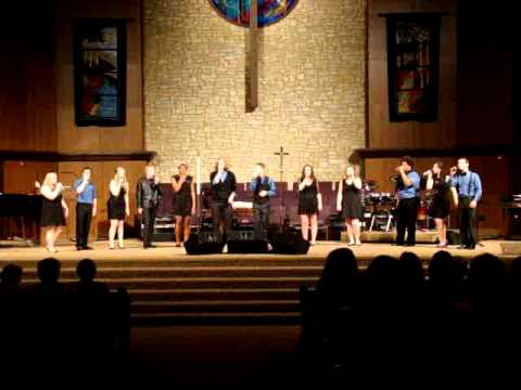 """Lady Madonna"" ~ Illinois Central College Vocal Jazz Ensemble"
