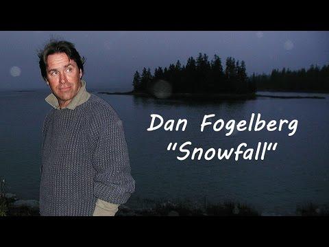 """Dan Fogelberg  """"Snowfall"""""""