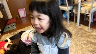 加藤ミリヤのLove Foreverが大好きな2歳児。歌いやすかったのでしょうか...