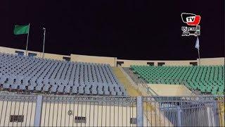 بعد «مجزرة بورسعيد».. مدرجات الثالثة شمال خاوية في أول مباراة رسمية للمصري بجمهوره