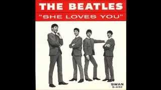 The Beatles  She Loves You 1963)