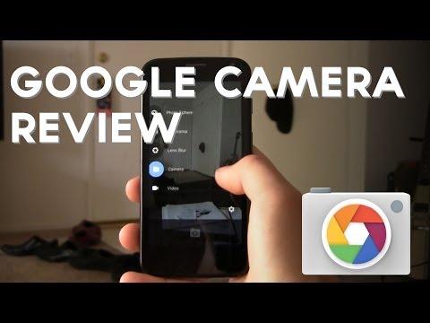 Google Camera App Review