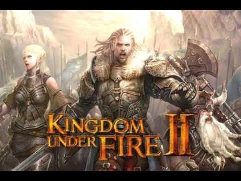 Kingdom Under Fire II - Prologue - Spellsword Gameplay |