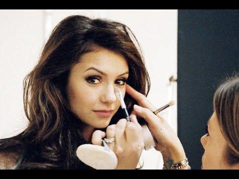 Vampire Diaries Elena Gilbert Makeup Tutorial