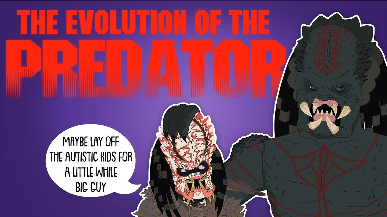 Download The Evolution of The Predator (Animated)
