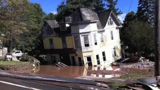 Prattsville Flooding 2011 in pictures