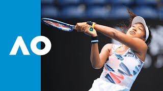 Naomi Osaka vs Marie Bouzkova | Australian Open 2020 R1 thumbnail