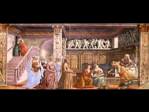 Domenico Ghirlandaio video Historia Del Arte UMG