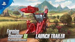 Farming Simulator 17 Platinum Edition - Launch Trailer | PS4
