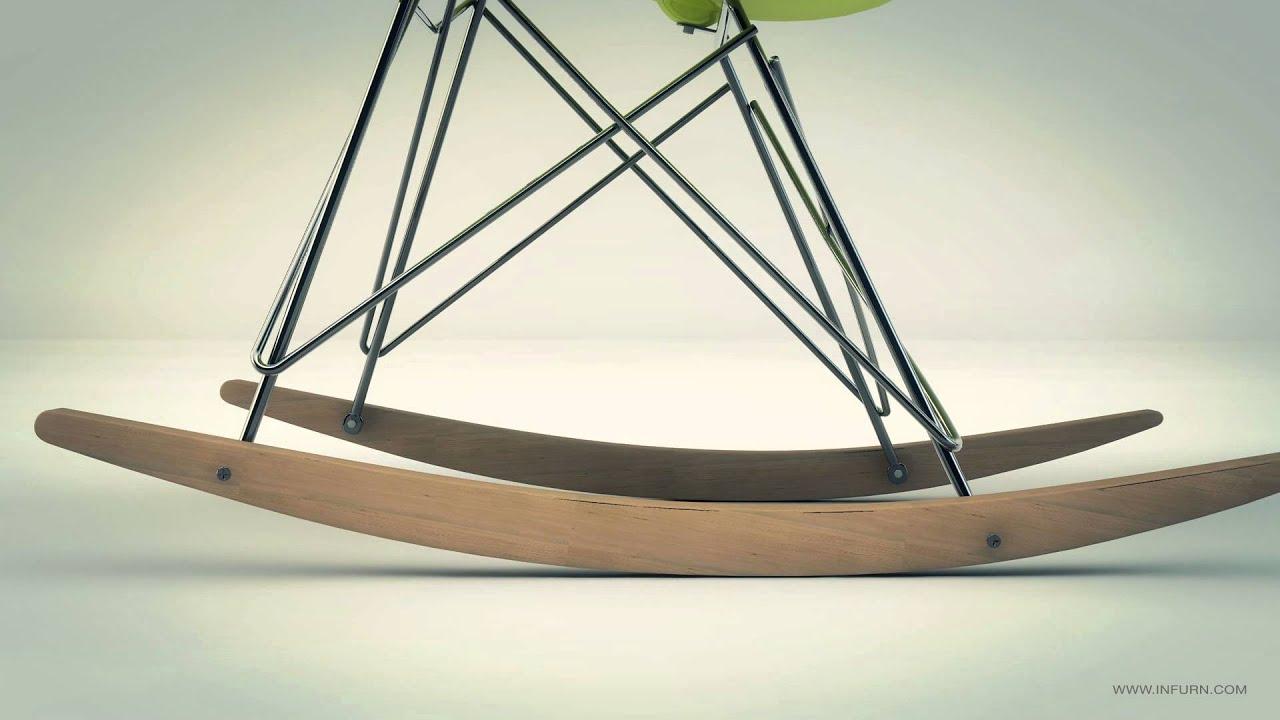 INFURN :: It Rocks :: RAR Rocking Chair :: Charles Eames   YouTube