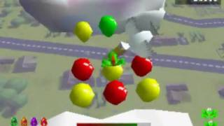 Frogger for PS1: 09 Cloud Zone Pt. 1