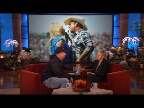 Garth Brooks on His Relationship with Trisha Yearwood