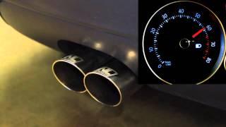 "MKV / MK5 GTI 2.0T FSI 3"" Exhaust System by NL Tuning"