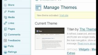 How To Start Blog Review Titan by The Theme Foundry