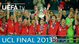 Bayern v Dortmund 2013 UEFA Champions League final highlights