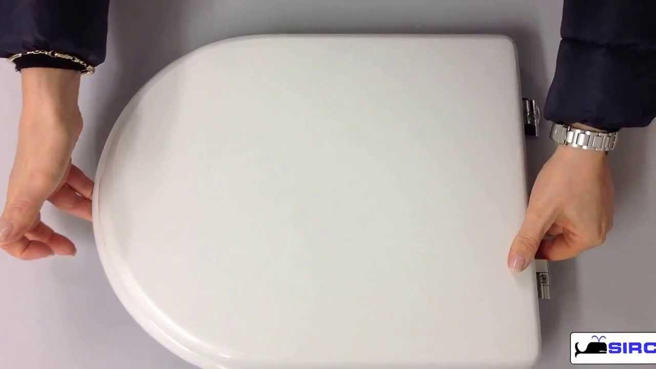 Sedile Wc Ideal Standard Serie Tonda.Sedile Copriwater Ideal Standard Serie Esedra Colore Bianco Europeo