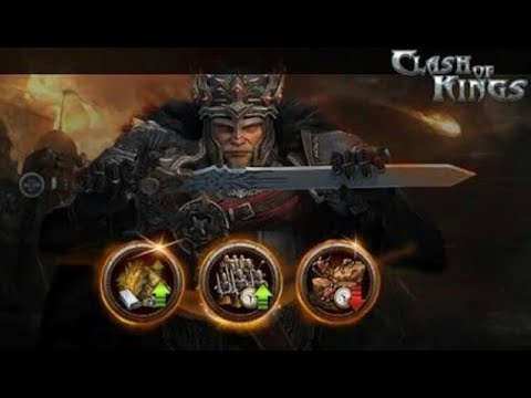 CLASH OF KINGS BOTS  #17 (Clash Of Kings)