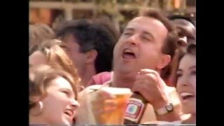 "1992 Molson Export ""Ex Says It All"" commercial"