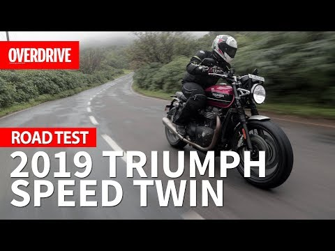 2019 Triumph Speed Twin | Road Test Review | OVERDRIVE