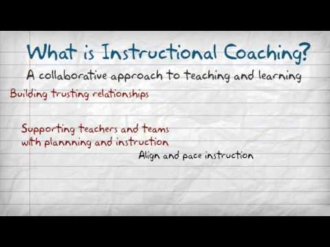 Instructional Coaching With Technology