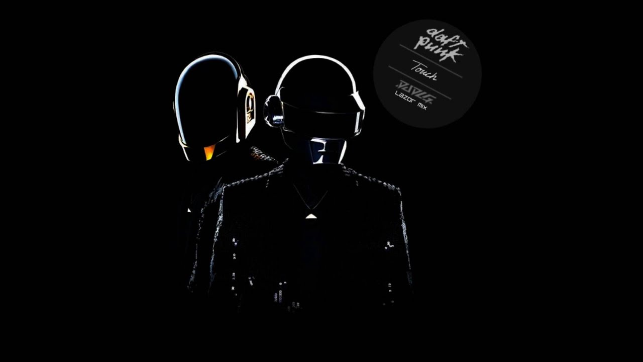 Daft Punk - Touch feat Paul Williams - DJ DLG Lazor Mix - YouTube