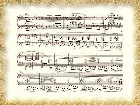 Schumann 飛翔 Aufschwung Op.12-2