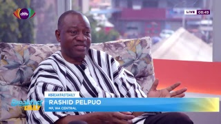 News Review on Breakfast Daily (Rashid Pelpuo & Emmanuel Agyarko)