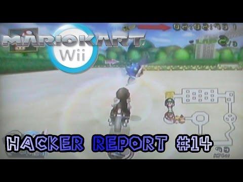 Wiimmfi Hacker Report #14 (伝説のチーター)