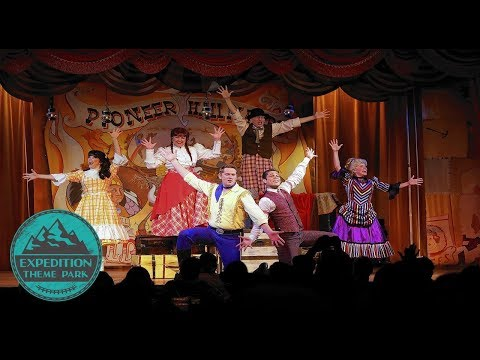 The Historic Disney Hoop De Doo Revue | Expedition Theme Park