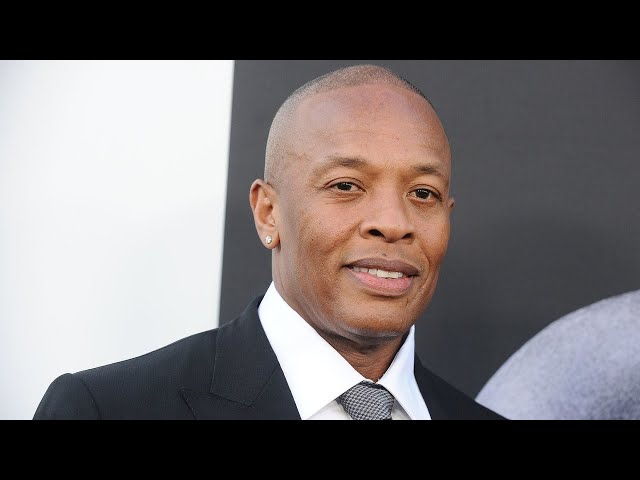 American rapper Dr. Dre posts message to social media following ICU admission