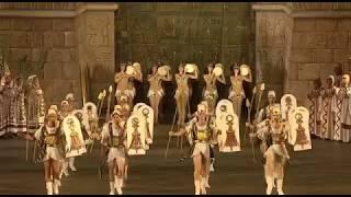 Aida - Giuseppe Verdi - Arena di Verona 2012