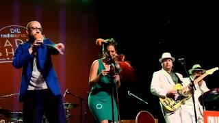 RADIO EINS RADIOSHOW WERBEJINGLE LIVE @ HEIMATHAFEN BERLIN NEUKÖLLN 22-06-2012