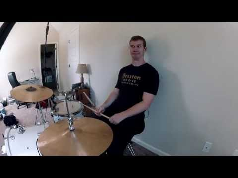 Closer - The Chainsmokers ft. Halsey (Drum Cover)