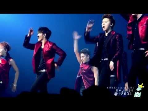 [130602] Super Junior SS5 Jakarta - Sexy free and single
