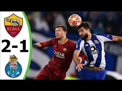 Roma vs Porto 2 - 1 - Melhores Momentos Mp3