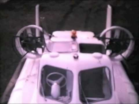 Hovercraft Museum Trust DVD7 Preview Hoverhawk - Hoverlark