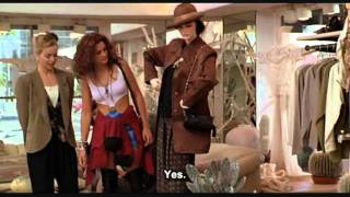Pretty Woman Shopping part 1 Movieclip  with captions.wmv