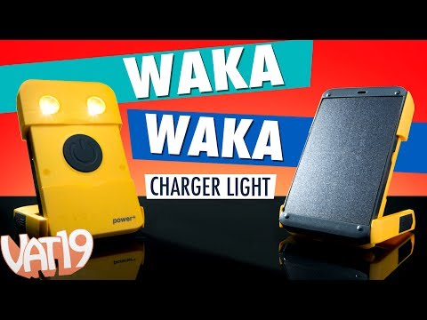 Waka Waka Solar Charger & Flashlight