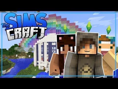 SIMS CRAFT RETURNS FOR GAY MARRIAGE! - SimsCraft - Ep.10