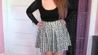 PLUS SIZE OOTN - LORDE CONCERT Thumbnail