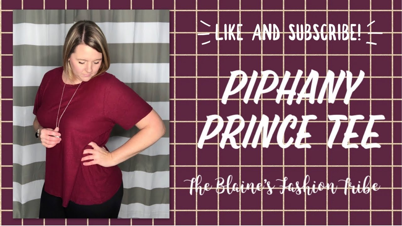 478446003b875 The Piphany Prince Cropped Top! All about Fit and Sizing! - YouTube