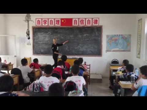 Yang Guang School - Hebei Province, China