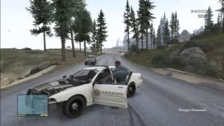 Gta 5 Cops uncut WANTED TEST