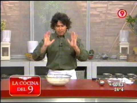Crema de bacalao con blinis y esparragos 2 de 3 ariel for Cocina 9 ariel rodriguez palacios facebook