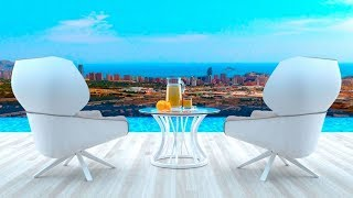 Новые квартиры, таунхаусы и виллы в Бенидорме. Современная недвижимость на побережье Коста Бланка