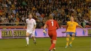 Sweden vs England 4-2 Friendly match