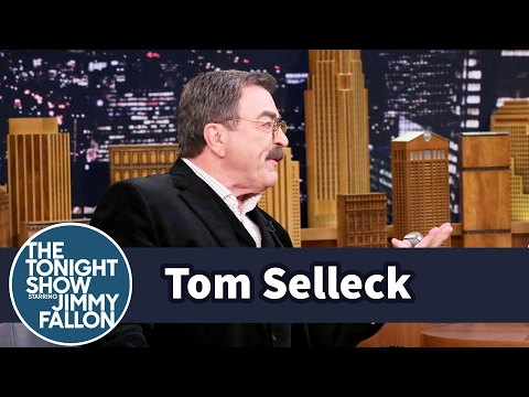 Tom Selleck Sets the Record Straight on Three Men and a Baby's Ghost Boy