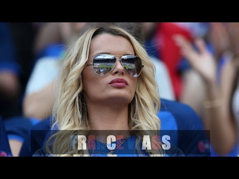 France WAGs - Euro 2016 edition